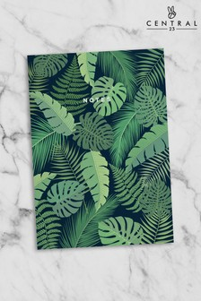 Central 23 Monstera Notebook