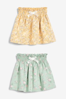 2 Pack Skirts (3mths-7yrs)