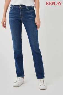 Replay® Straight Leg Jeans