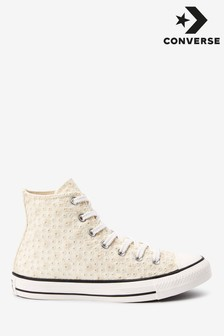 Converse Embroidered High Trainers