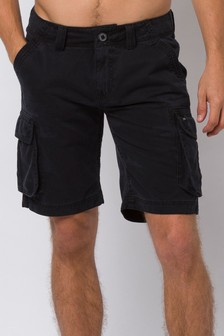 Animal Black Mazo Walk Shorts