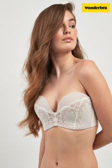 Wonderbra® Strapless Lace Bra