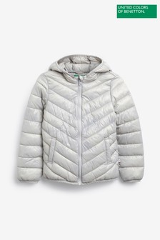 Benetton Stone Padded Jacket