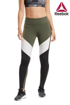 Reebok Studio Lux 2.0 Colourblock Leggings