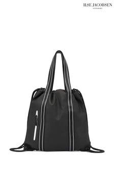 Ilse Jacobsen Hornbæk Gym Bag In Black