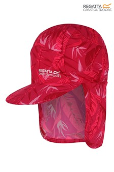 Regatta Kids Sunshade Neck Protector Cap