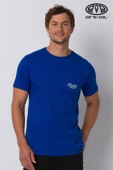 Animal Blue Sconna Graphic T-Shirt