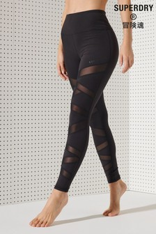 Superdry Flex Mesh Leggings