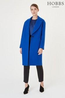 Hobbs Blue Jane Coat