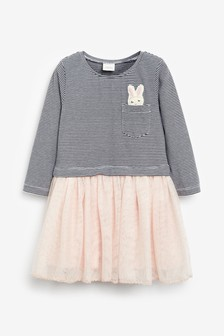 Bunny Dress (3mths-7yrs)