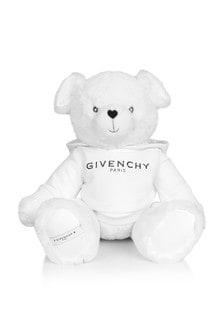 Givenchy Kids Baby Unisex White Teddy Bear