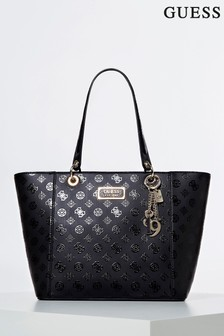 Guess Black Kamryn Tote Bag