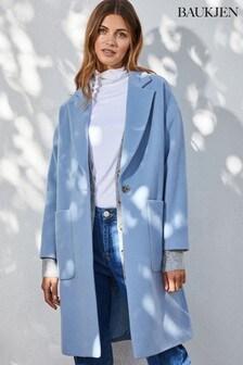 Baukjen Blue Nova Coat