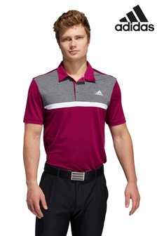 adidas Golf Colourblock Polo