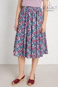 Seasalt Pink Forsythia Skirt