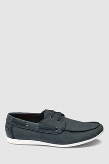 Perforated Boat Shoe