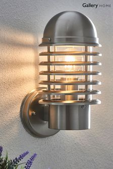 Archy Outdoor Wall Light by Gallery Direct