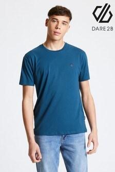 Dare 2B Blue Devout Cotton T-Shirt