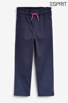 Esprit Navy Jogger Trousers