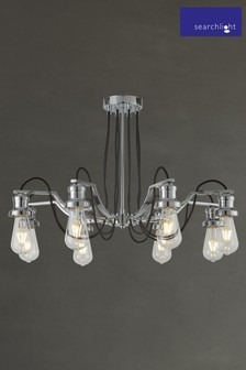 Penny 8 Light Chandelier by Searchlight