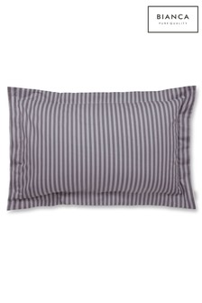 Jazz Geometric Cotton Pillowcases by Bianca