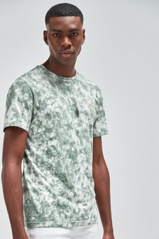 Tie Dye Regular Fit T-Shirt
