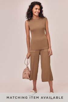 Co-Ord Pleat Trousers