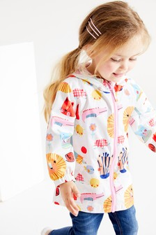 Shower Resistant Cagoule (3mths-7yrs)