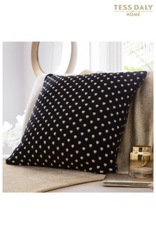 Tess Daly Exclusive To Next Polka Knit Cushion