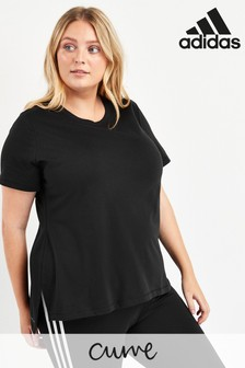 adidas Curve Black Go To T-Shirt