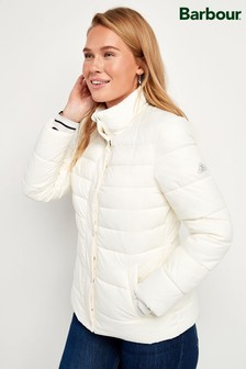 Barbour® Cloud White Upland Padded Jacket