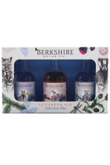 Berkshire Botanical Gin 3 x 5cl Gift Pack