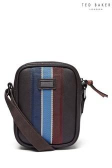 Ted Baker House Webbing Mini Flight Bag