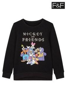 F&F Cream Mickey Mouse™ Jumper