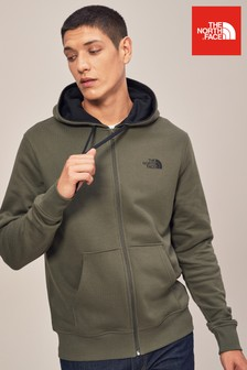 The North Face® Taupe Green Open Gate Full Zip Hoody