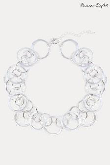 Phase Eight Amalia Multi Ring Short Necklace