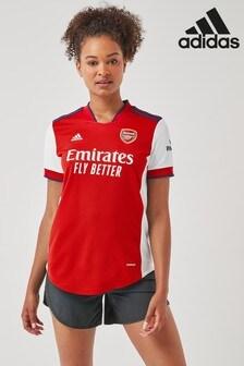 adidas Arsenal Womens 21/22 Home Football Shirt
