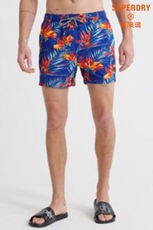 Superdry Multi Colour Palm Swim Shorts
