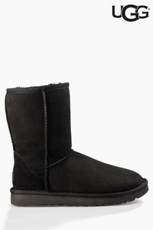 black mini ugg boots uk