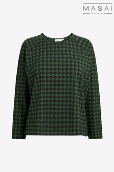 Masai Green Binla Top