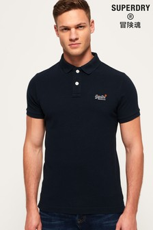 Superdry Classic Short Sleeve Pique Poloshirt