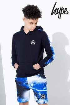 Hype. Lightning Space Tape Pullover Hoody
