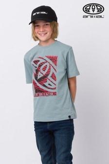Animal Grey Tabo Graphic T-Shirt