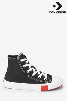Converse Junior Logo High Trainers