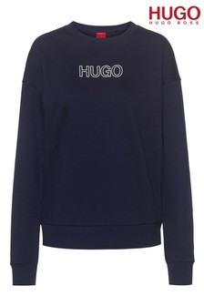 HUGO Blue Nakira_3 Sweat Top