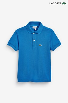 Lacoste® Kids Pique Polo