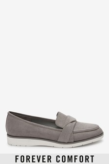 Forever Comfort® Twist Chunky Sole Loafers