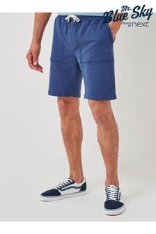 Mr Blue Sky Organic Cotton Sweat Shorts