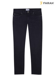 Farah Grey Daubeney Grey Stretch Jeans