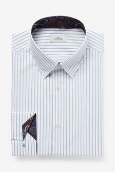 Trim Detail Shirt